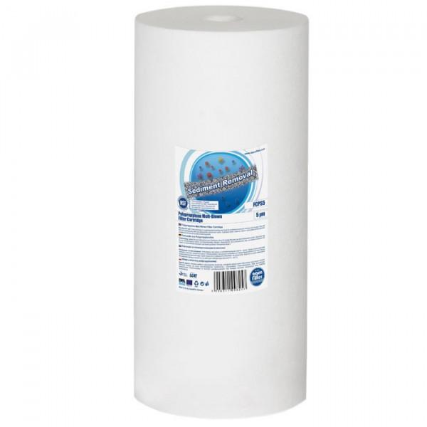 Картридж из вспененного полипропилена для горячей воды 10 SL, 5 мкм