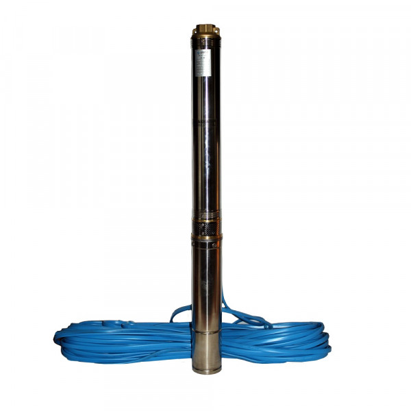Насос скважинный Акватек SP 3,5 4-100 с кабелем 70 м