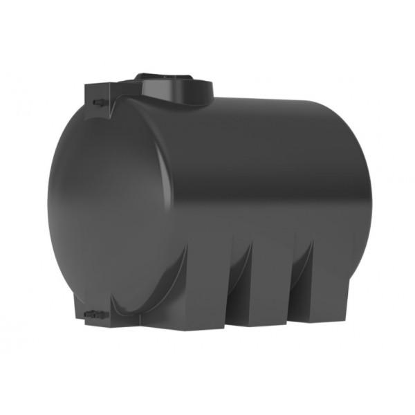 Бак для воды Акватек ATH 1500 (черный) с поплавком