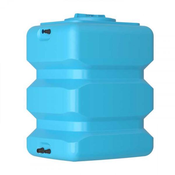 Бак для воды Акватек ATP-500 (синий) с поплавком