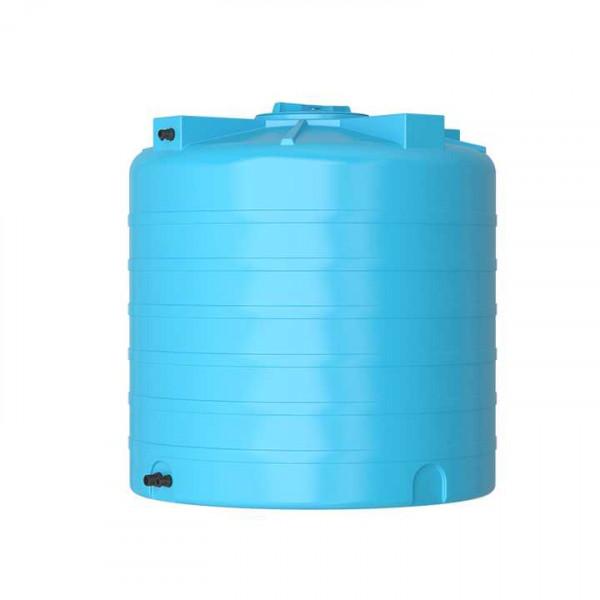 Бак для воды Акватек ATV 1000 (синий) с поплавком