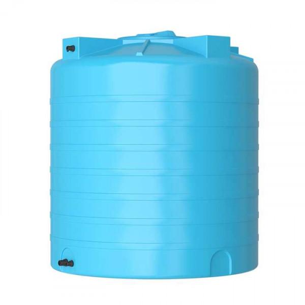 Бак для воды Акватек ATV 1500 (синий) с поплавком