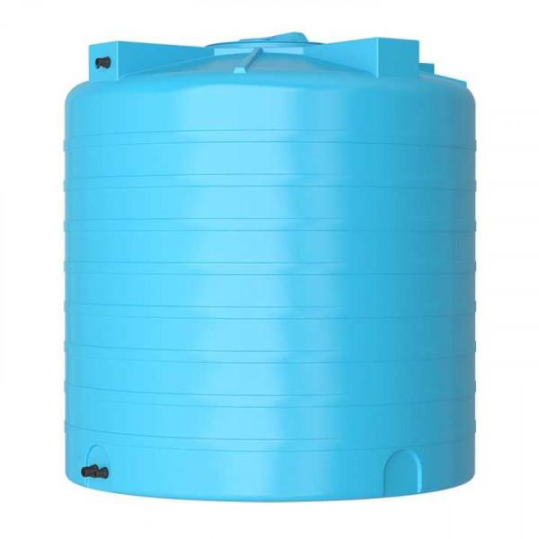 Бак для воды Акватек ATV 2000 (синий) с поплавком