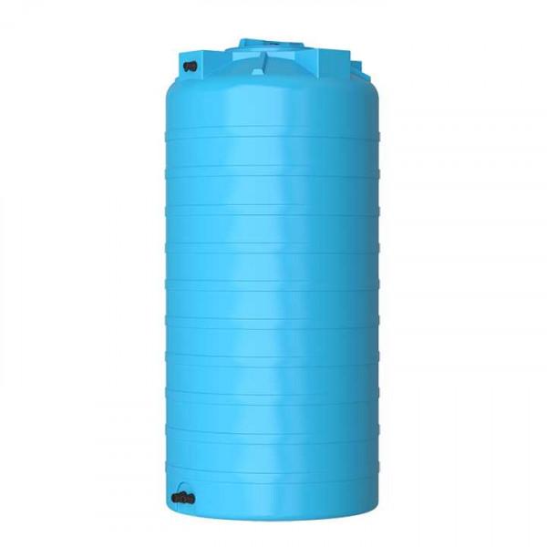 Бак для воды Акватек ATV 750 (синий) с поплавком