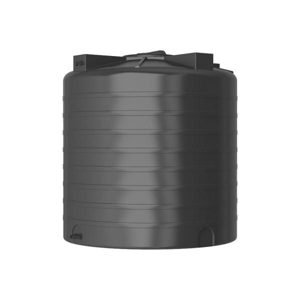 Бак для воды Акватек ATV-2000 (черный) с поплавком