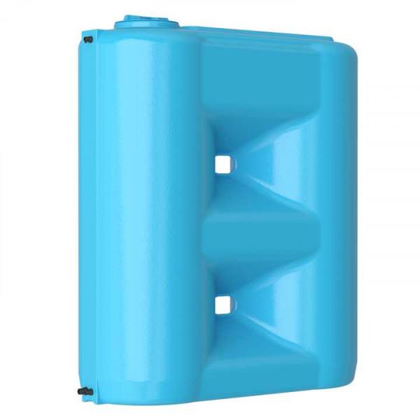 Бак для воды Акватек Combi W-2000 BW (сине-белый) с поплавком