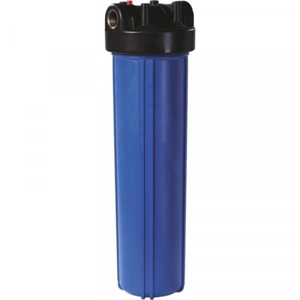 Корпус Big Blue 20, 1 (с кронштейном, без ниппелей) для холодной воды