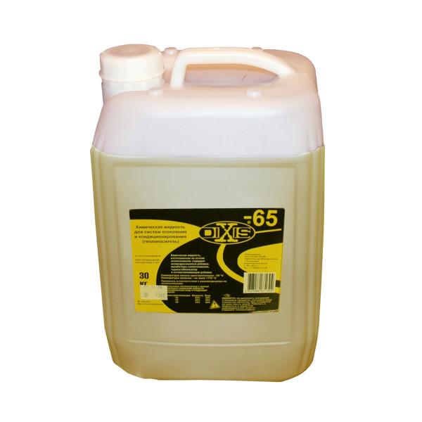 Теплоноситель DIXIS 65 30 кг на основе этиленгликоля