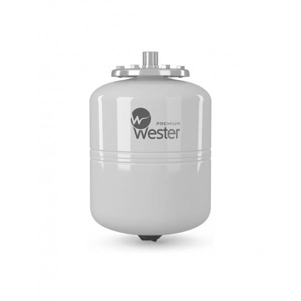 Бак мембранный для ГВС и гелиосистем Wester Premium WDV 12