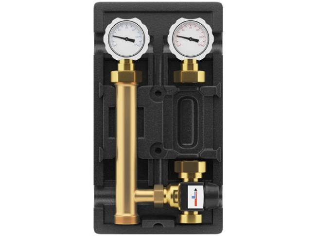 с термостатическим клапаном и насосом циркуляционным UPSO 25-65 0-05-1100 в фирменном магазине Wester